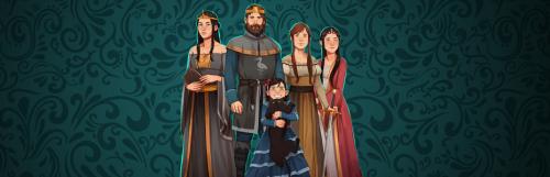 Le royal jeu de gestion Yes, Your Grace sortira le 6 mars sur Steam
