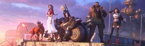Square Enix dévoile la cinématique d'ouverture de Final Fantasy VII Remake