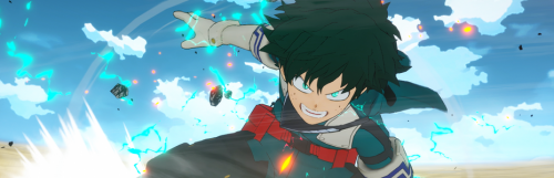 My Hero One's Justice 2 s'offre une nouvelle bande-annonce
