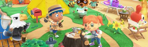 Le Nintendo Direct consacré à Animal Crossing : New Horizons, c'est pour ce jeudi