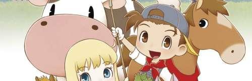 Sur Switch, Story of Seasons : Friends of Mineral Town passe les 200 000 ventes au Japon