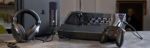 Nacon annonce une nouvelle manette filaire PS4 et un micro pour le streaming