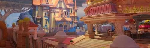 Carnet rose - Annapurna Interactive signe Maquette, une histoire d'amour et de puzzles récursifs