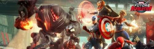 Netmarble annonce Marvel Future Revolution sur mobile
