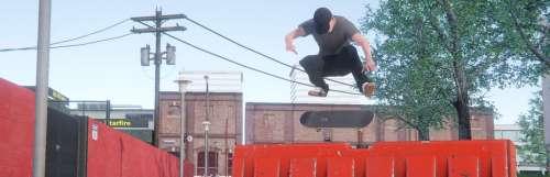 Skater XL s'annonce sur PlayStation 4
