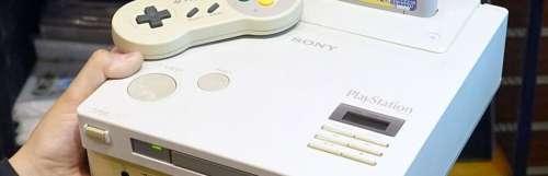 Le prototype Nintendo Play Station vendu aux enchères pour 360 000 dollars