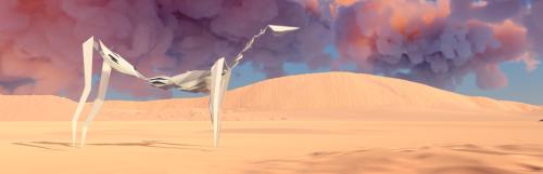Éric Chahi signera son retour le 24 mars avec Paper Beast sur PS VR