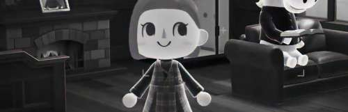 Animal Crossing New Horizons se lance dans la photo