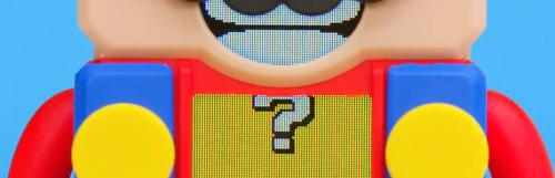 Nintendo et LEGO font alliance autour de Super Mario