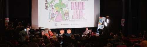 Journal de bord de la Arte Game Jam, un marathon unique en son genre