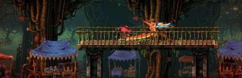 Le jeu d'action-aventure Gestalt : Steam & Cinder dévoile son héroïne et son monde steampunk