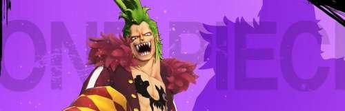 Bartolomeo se fait haïr dans One Piece : Pirate Warriors 4