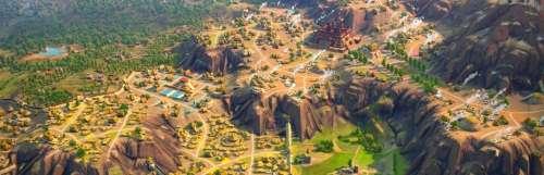 Humankind : Amplitude parle de la subtilité des terrains et de la conquête des territoires