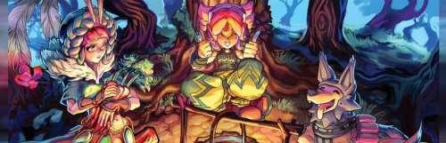 Le pixel art de Fae Tactics s'épanouira au printemps sur Switch et PC