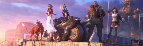 Final Fantasy VII Remake affiche ses bundles au Japon