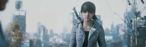Le jeu d'action chinois Bright Memory : Infinite étale sa palette technique