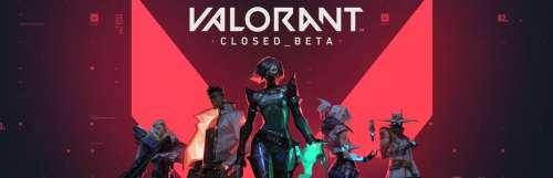 La bêta fermée de Valorant trouve une date