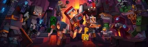Minecraft Dungeons sortira le 26 mai au prix de 20 euros