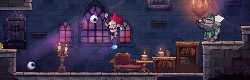 Cellar Door Games revient cet été avec Rogue Legacy 2