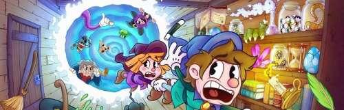 Un Kickstarter et une version PS4 pour Enchanted Portals