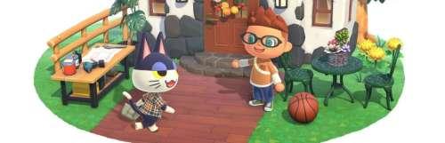 Animal Crossing New Horizons se met à jour deux fois en deux jours