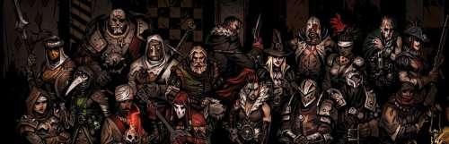 Darkest Dungeon se mettra au PvP dans son prochain DLC The Butcher's Circus