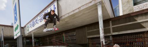 Skater XL montera sur les planches en juillet sur PlayStation 4, Xbox One, Nintendo Switch et PC