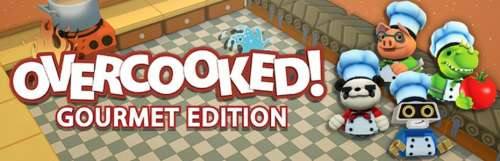 Overcooked 2 Gourmet Edition sale l'addition