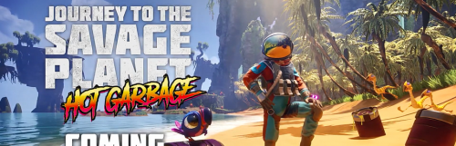 Hot Garbage : un DLC en vue pour Journey to the Savage Planet