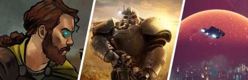 Fallout 76 Wastelanders, Industries of Titan, Appelez-moi le directeur... votre programme de la semaine du 14/04/2020