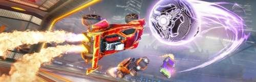 Rocket League présente son nouveau mode temporaire Heatseeker