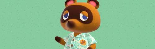 Nintendo publie des designs Animal Crossing officiels à l'effigie de Tom Nook