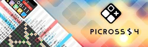 Alors que Picross S4 sort une démo, les autres sont en promotion sur l'eShop
