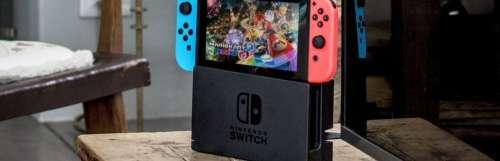 Nintendo voudrait produire encore plus de Switch cette année