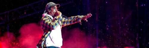 Fortnite accueille le rappeur Travis Scott pour une avant-première musicale