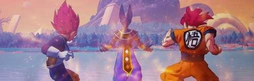 Dragon Ball Z Kakarot : Beerus donnera la leçon le 28 avril en DLC