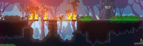 Carnet rose - Wildfire mélangera infiltration et magie élémentaire fin mai