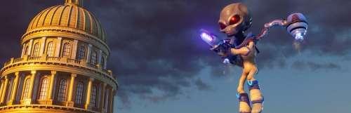 Le remake de Destroy All Humans sera disponible le 28 juillet