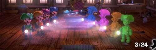 Luigi's Mansion 3 boucle enfin son contenu multijoueur