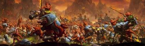 Frontier va développer un jeu de stratégie Warhammer Age of Sigmar