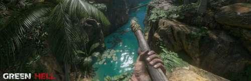 Le jeu de survie Green Hell se dirige vers une sortie fin 2020 sur PS4 et Xbox One