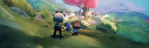 La démo jouable de Dreams propose le début de l'histoire et une sélection de jeux