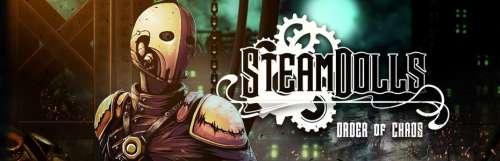 Le roman graphique SteamDolls se décline en metroidvania