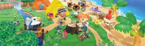 Nintendo a vendu 13,4 millions d'Animal Crossing : New Horizons en 6 semaines