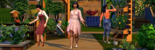Les Sims 4 Écologie, une nouvelle extension pour le 5 juin
