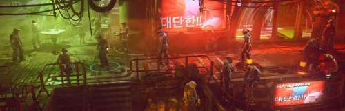 Xbox series x - Neon Giant annonce The Ascent, un action-RPG cyberpunk coopératif