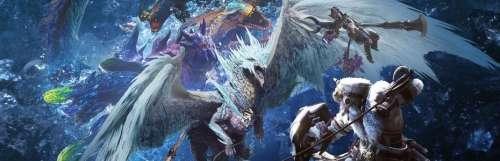 Porté par Monster Hunter World : Iceborne, Capcom annonce un bénéfice annuel record