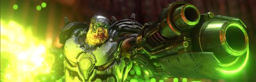DOOM Eternal : des infos pour la mise à jour de mai et deux images du premier DLC