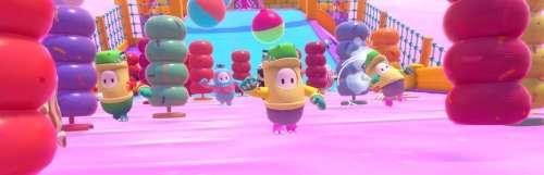De retour en vidéo, le party game Fall Guys annonce sa bêta ouverte