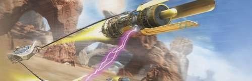 Star Wars Episode l : Racer reste coincé sur la ligne de départ sur PS4 et Switch